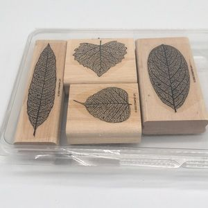 Stampin' Up! 5 Stamps Autumn